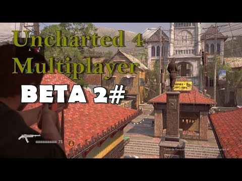 Uncharted 4 - BETA 2# MAPA MADAGASCAR
