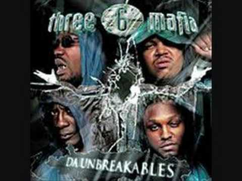 three 6 mafia testin my gangsta clean album version