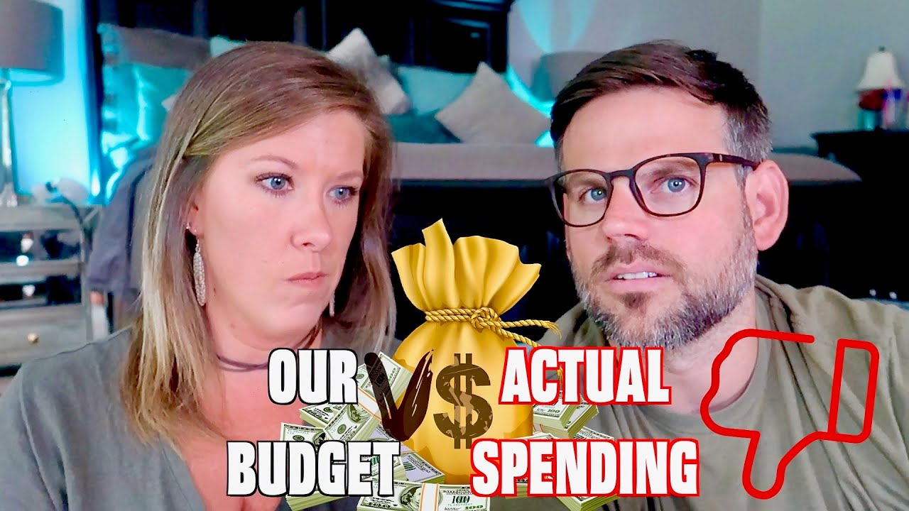 We Really Screwed Up - Our Budget vs. Actual Spending (for June) - Our Debt Disaster
