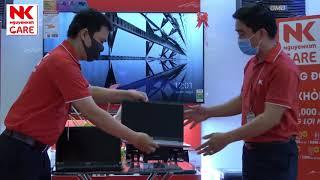 #NguyenKim #NKCare #ViCongDongVuiKhoe #PhongTranhCorona Nguyễn Kim Tiền Giang review Laptop HOT