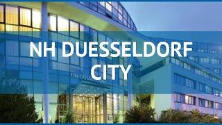 NH DUESSELDORF CITY 4* Дюссельдорф огляд – готель НХ ДЮСЕЛЬДОРФ СІТІ 4* Дюссельдорф відео огляд