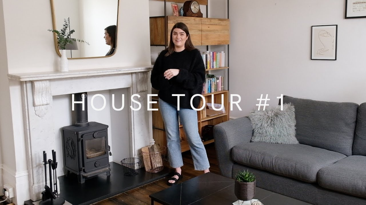 HOUSE TOUR: PART ONE | The Downstairs | AD | The Anna Edit
