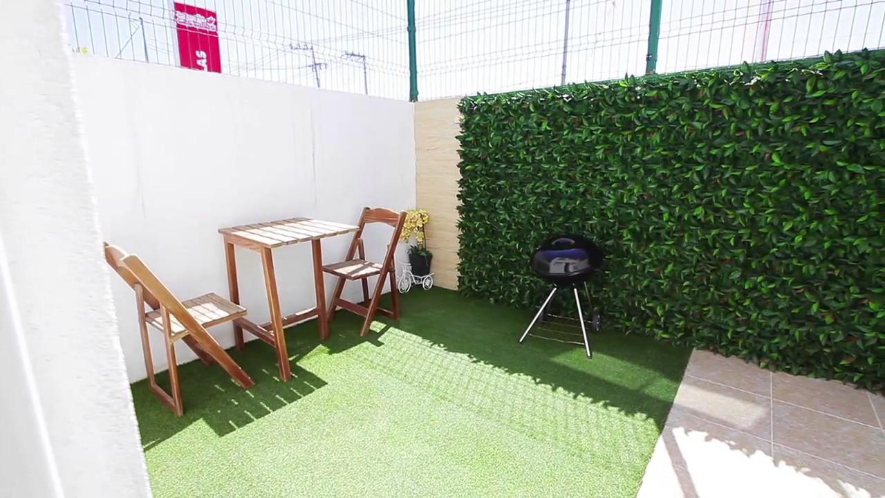 Jardines de castalias modelo javer a casas javer en for Modelos de jardines en casa