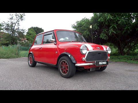 1972 Mini 1000 Start-Up and Full Vehicle Tour
