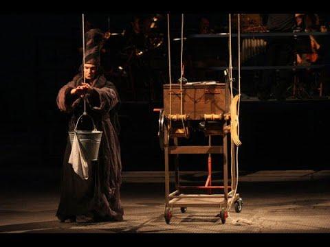 sirene Operntheater  - Festival Nachts - 1 - Nachts unter der steinernen  Brücke