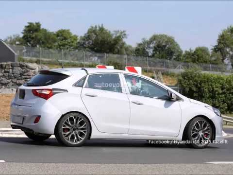 hyundai i30 n 2016 prototype 200ps hp erlk nig spyphotos youtube. Black Bedroom Furniture Sets. Home Design Ideas