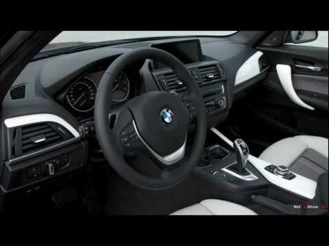 2012 BMW 1-Series Interior [120d&116i] (HD)