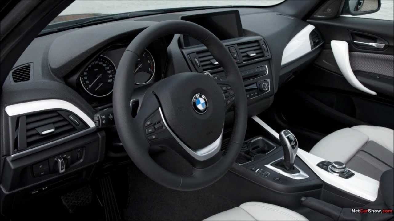 2012 BMW 1-Series Interior [120d&116i] (HD) - YouTube
