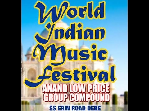 WORLD INDIAN MUSIC FESTIVAL 2016