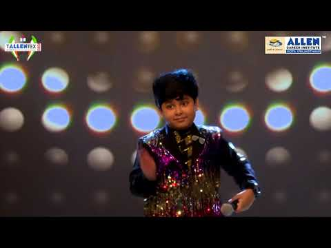 Jayas Kumar - Chhote Bhagwan (Sa Re Ga Ma Pa Lil Champs) Mesmerizing Singing   Tallentex 2020   SPS