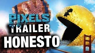 Trailer Honesto - Pixels - Legendado