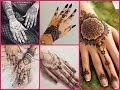 20 New DIY ideas Henna Tattoo -  Mehndi Designs For Hands