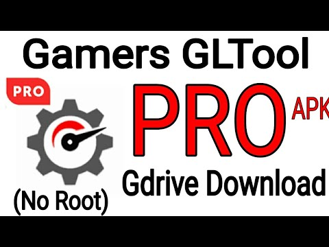 Gamers GLTool Pro Apk 2019 Full Paid Latest Version Gdrive Download