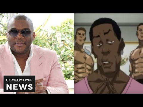 Download Real Life People Roasted By 'The Boondocks' - CH News