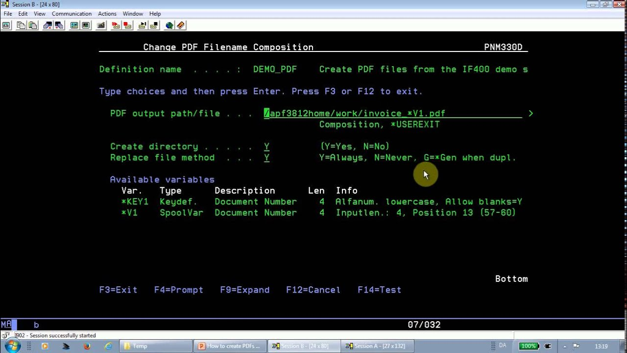 Convert As400 Spool Files Pdf - spotsxilus