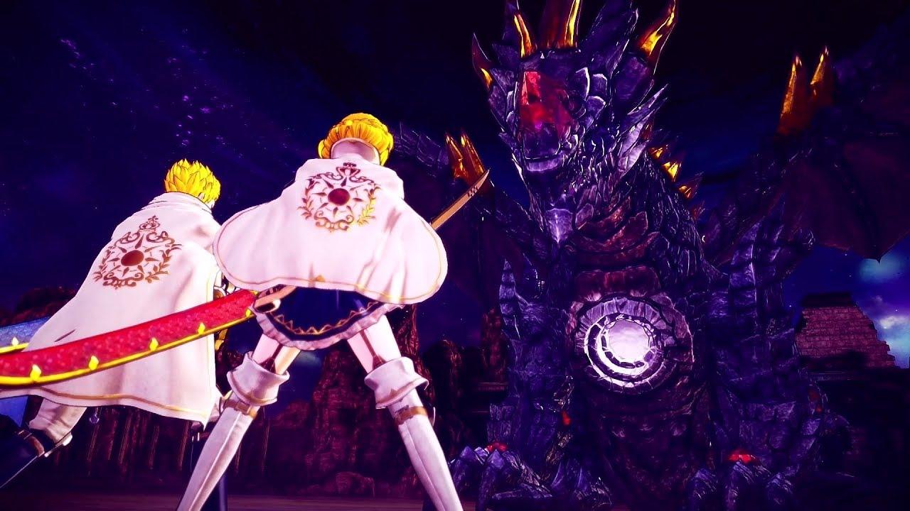Evil Fire Dragon: Fire Emblem Warriors (JPN) - Story Mode