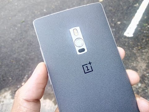 [Hindi] THE OnePlus 2(TWO) Real Unboxing and Physical Overview of India Retail version