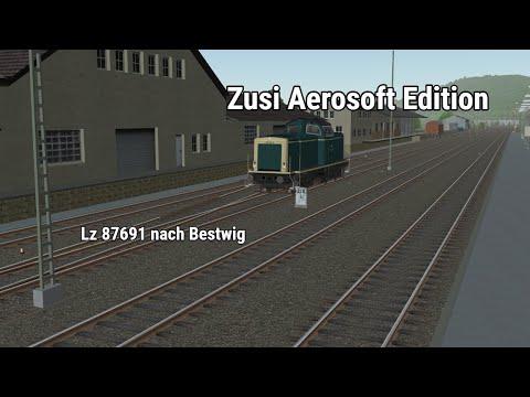 Let's Play Zusi 3 Aerosoft Edition #9 Lz 87691 nach Bestwig  