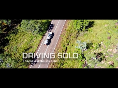 Driving Solo Across Australia - Part 1 (Ep 01)