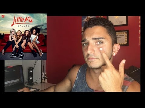LITTLE MIX: SALUTE ALBUM FIRST REACTION
