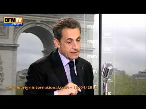 Le vice et l'oeuvre de Nicolas Sarkozy - Afghanistan, Libye et Côte d'Ivoire - 18/4/2012