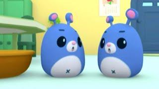Мультфильмы для малышей - Руби и Йо-Йо - Волшебная мисочка