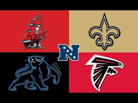 2018 NFL Draft Recap (E42) - NFC South
