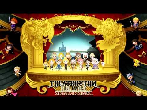 Best of Theatrhythm Final Fantasy Curtain Call CD
