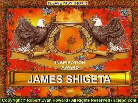 James Shigeta inspiration award