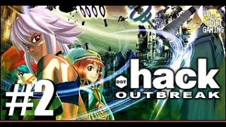 .hack//OUTBREAK (PS2) Part 2 - Morganna Mode Gone