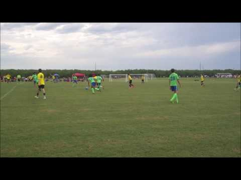 5/29/2016  SAU 03B Gold vs South Austin Republic FC 03B 5-1