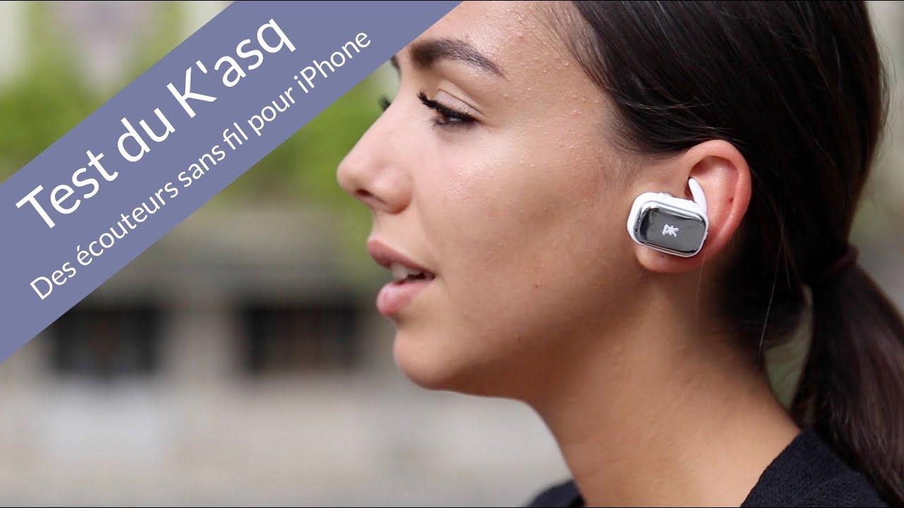 Test du \'K'asq\' de PKparis : des écouteurs