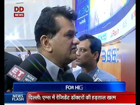 Future of jobs lies in technology: Amitabh Kant, NITI Aayog CEO