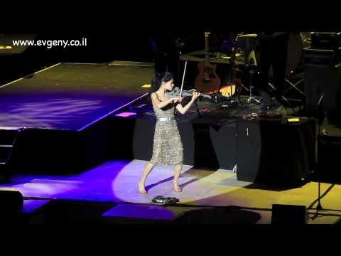 Contradanza - Vanessa Mae in Israel | Ванесса Мэй в Израиле