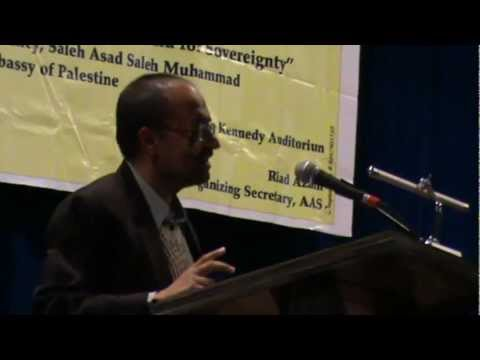 Prof. Asmar Beg's (A.M.U) Lecture in Aligarh Activists' Society's (AAS) Symposium on Palestine