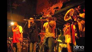 Treme: Soul Rebels Brass Band feat. John Mooney - drinka little poison (4 u die)