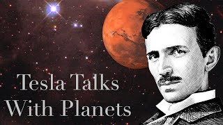 Isis Rising 09: Tesla Talks With Planets