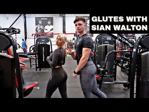 HOW TO BUILD A BOOTY W/ SIAN WALTON