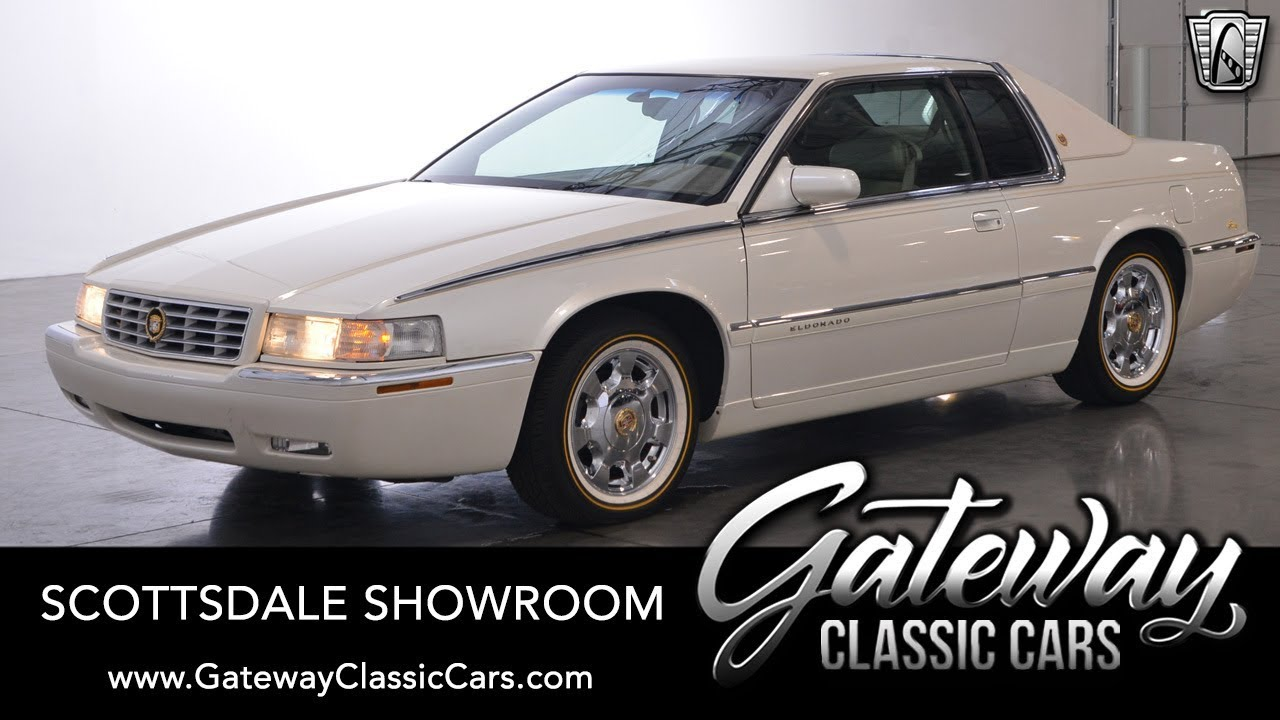 1999 Cadillac Eldorado Etc Biarritz For Sale Gateway Classic Cars Of Scottsdale 608 Youtube