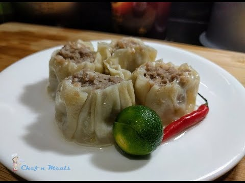How to make siomai food business recipe youtube how to make siomai food business recipe forumfinder Image collections