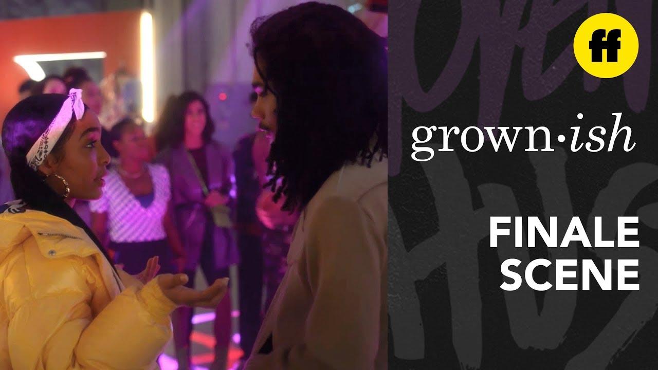 Download grown-ish Season 2 Finale | Zoey & Luca Are So Not Fine | Freeform