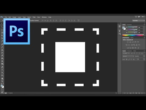 How to Change Canvas Size - Fast Photoshop Tutorial thumbnail