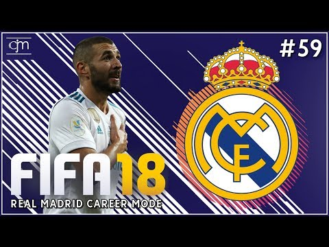 FIFA 18 Real Madrid Career Mode: Misi Balas Dendam Los Blancos #59 (Bahasa Indonesia)