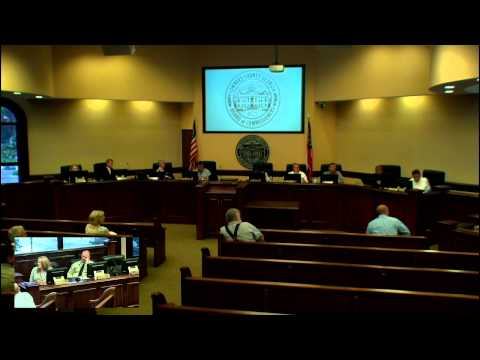 May 11, 2015 Lowndes County Board of Commissioners Work Session