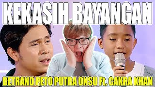 Download lagu [KOREA REAKSI] KEKASIH BAYANGAN | BETRAND PETO PUTRA ONSU Ft. CAKRA KHAN