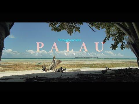 KAYAKING PALAU MICRONESIA