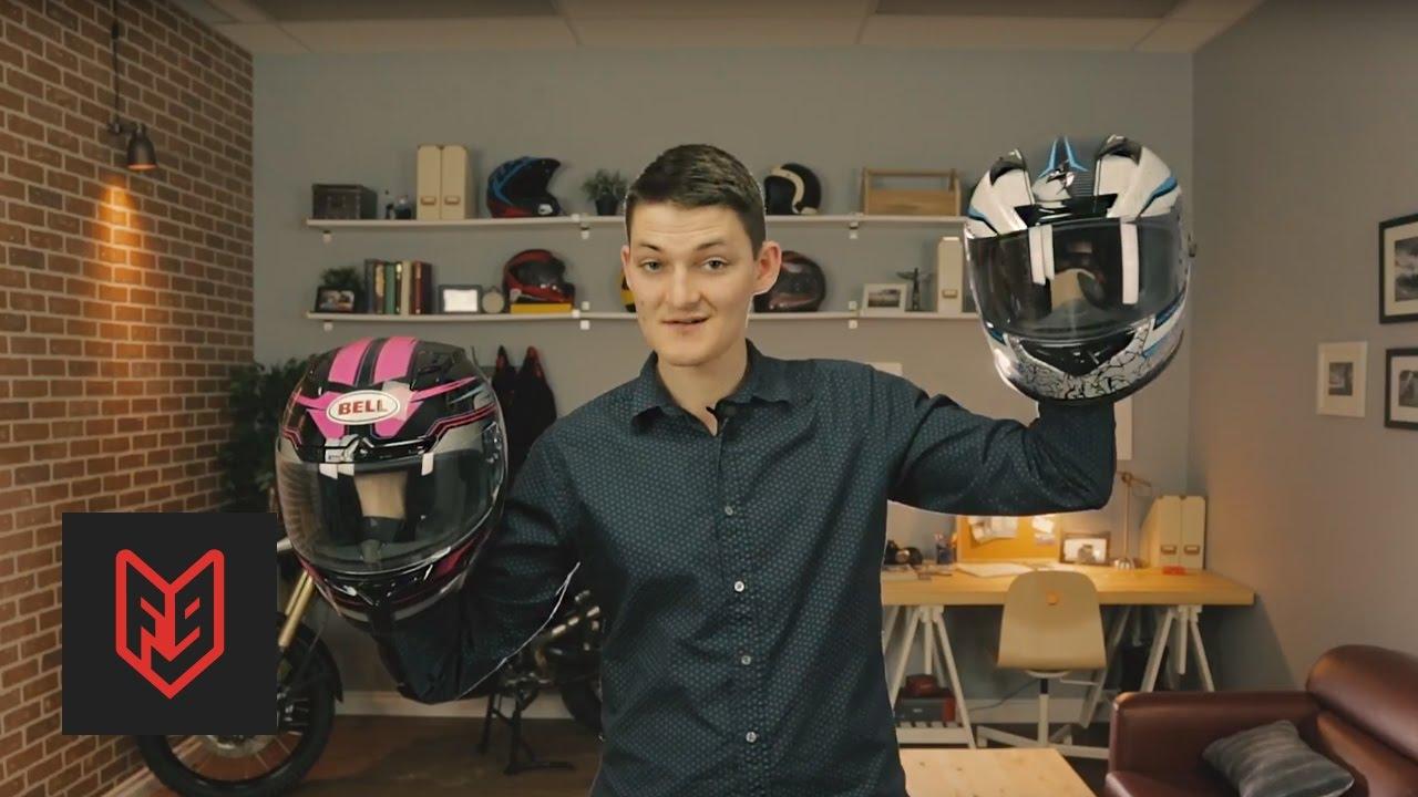 6c4876945e Best Snell Motorcycle Helmets of 2017 - YouTube