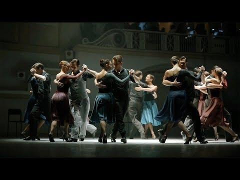 """Tango """"Del Plata"""". Promo. Igor Moiseyev Ballet."""