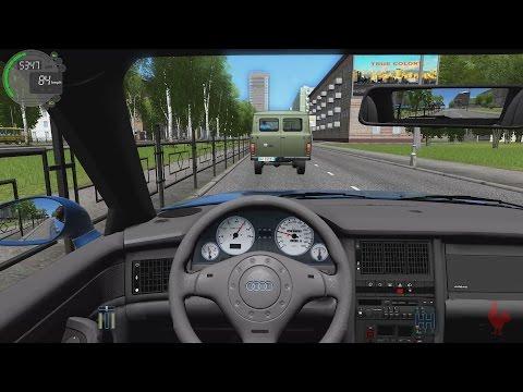 City Car Driving - Audi RS2 Avant
