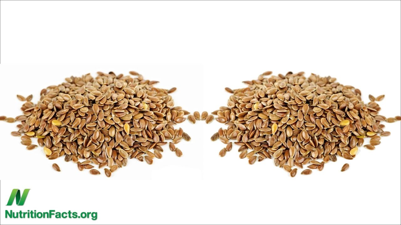 Flaxseeds For Breast Pain